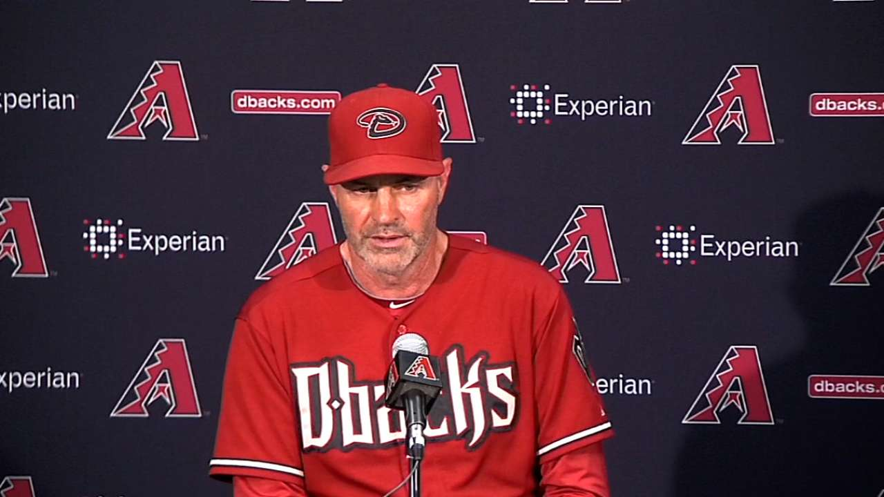 Gibson, Price face each other as managers