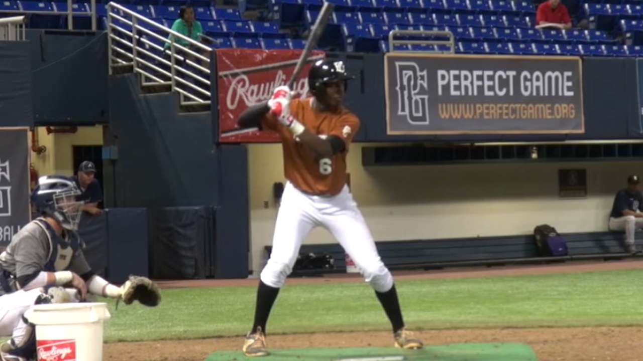 Reds draft Phillips' cousin in 12th round