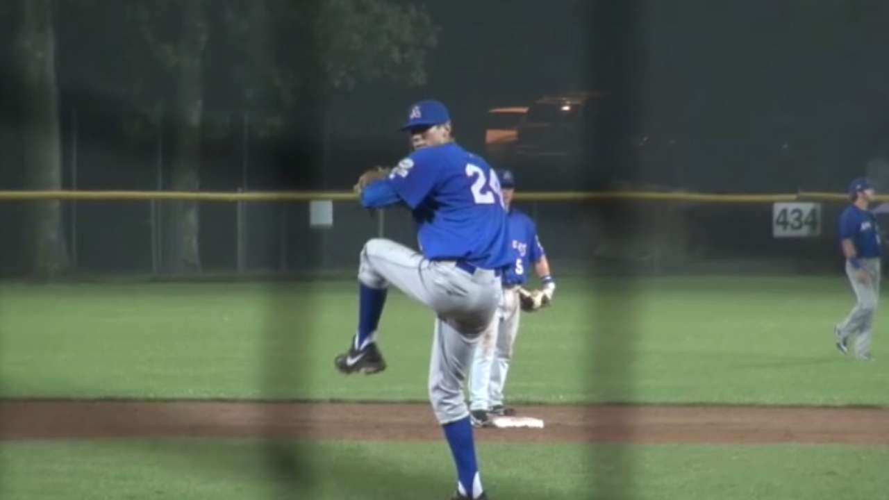 Braves take college righty Sobotka in fourth round