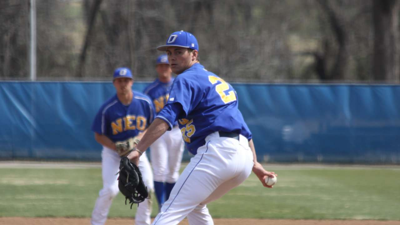 Jewell turned in stellar season out of bullpen