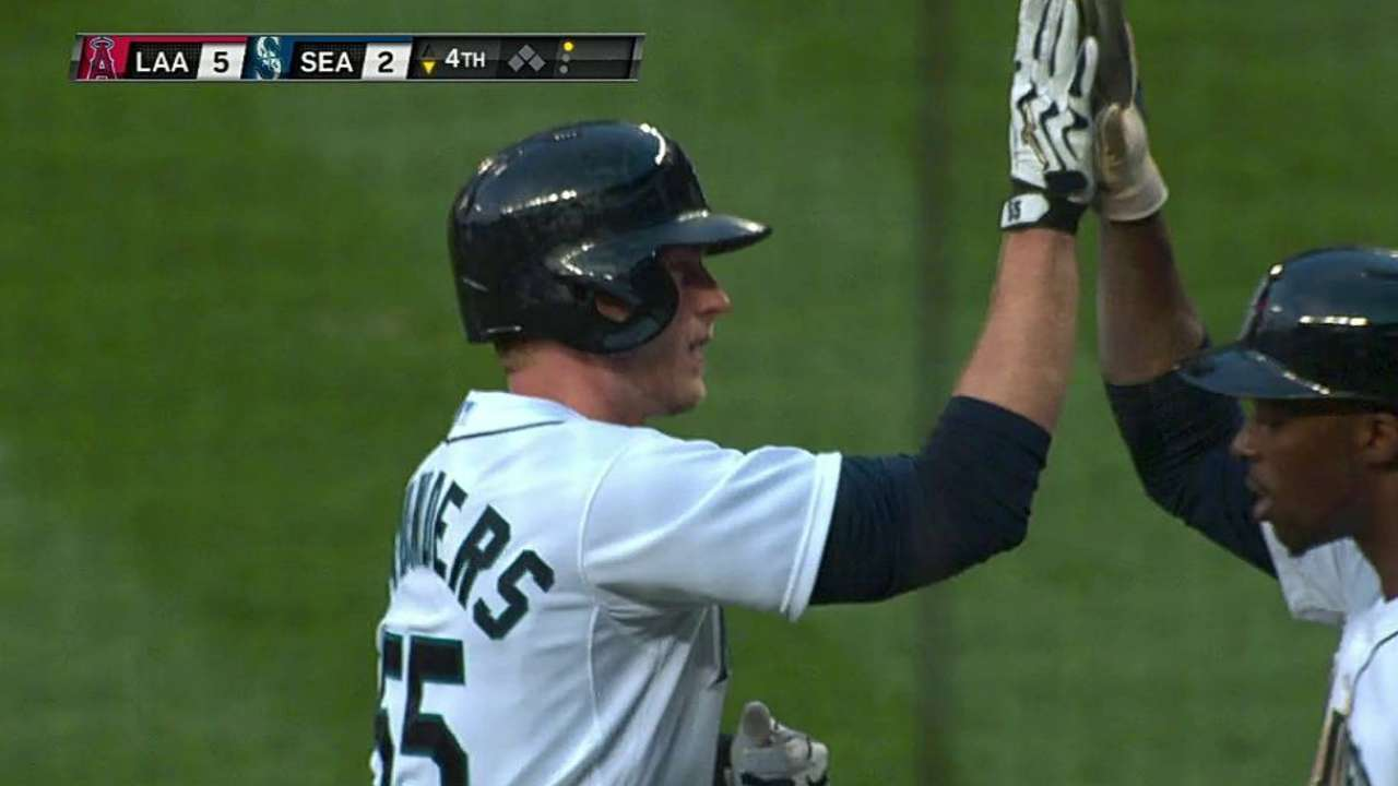 Pair of homers not enough as Maurer's woes continue