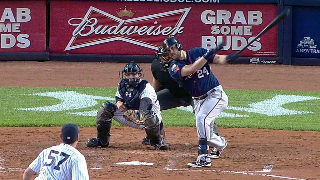 Nolasco y Mellizos dominan a los Yankees en N.Y.