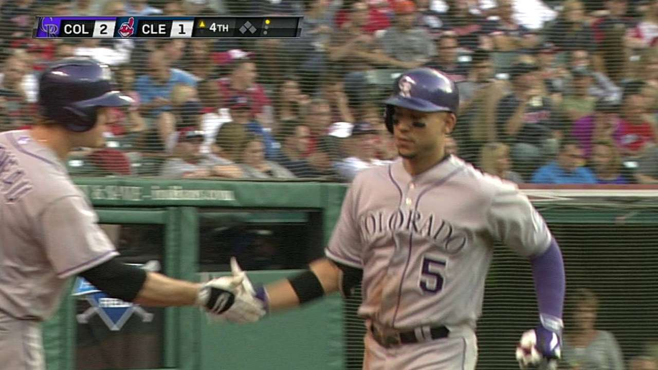 CarGo's injury called 'fatty mass with tentacles'