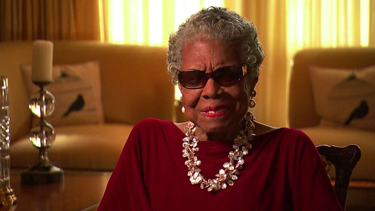 Dignitaries, MLB honor Angelou's memory at luncheon