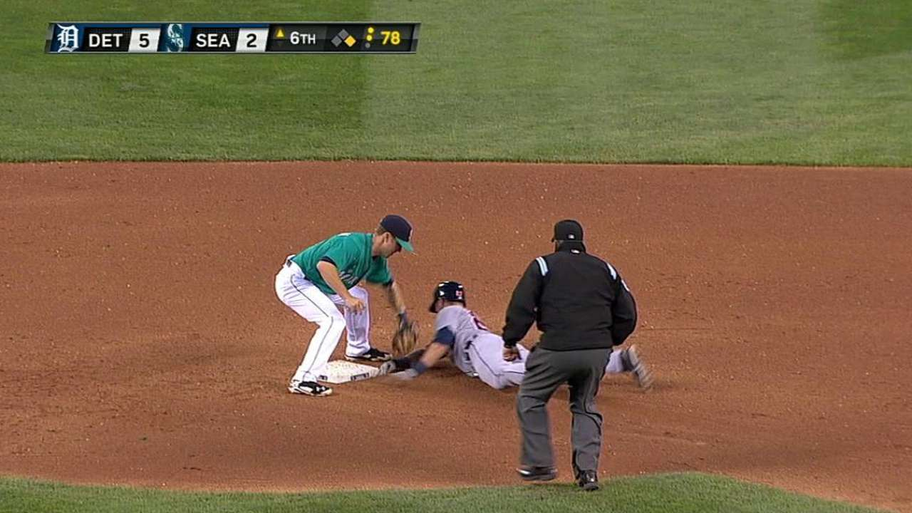 McClendon praises Zunino's work behind the plate