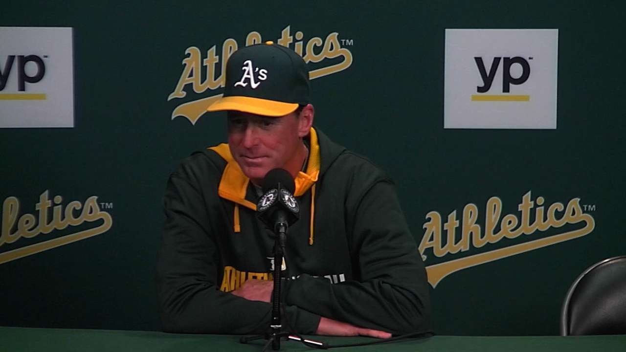 A's rise to occasion when games matter most