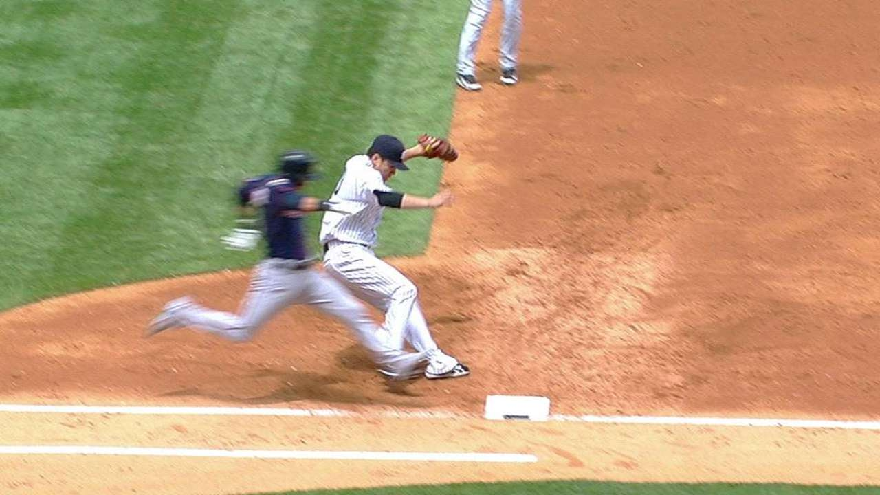 Twins can't capitalize after Gardy wins challenge