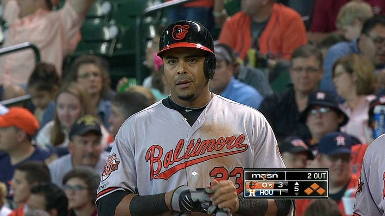 Patience pays off as O's snap four-game skid