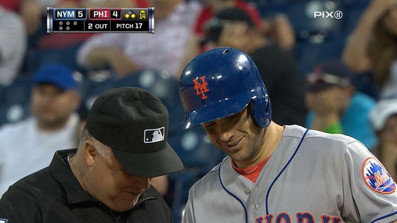 Hit de Wright en la 14ta decide triunfo de los Mets
