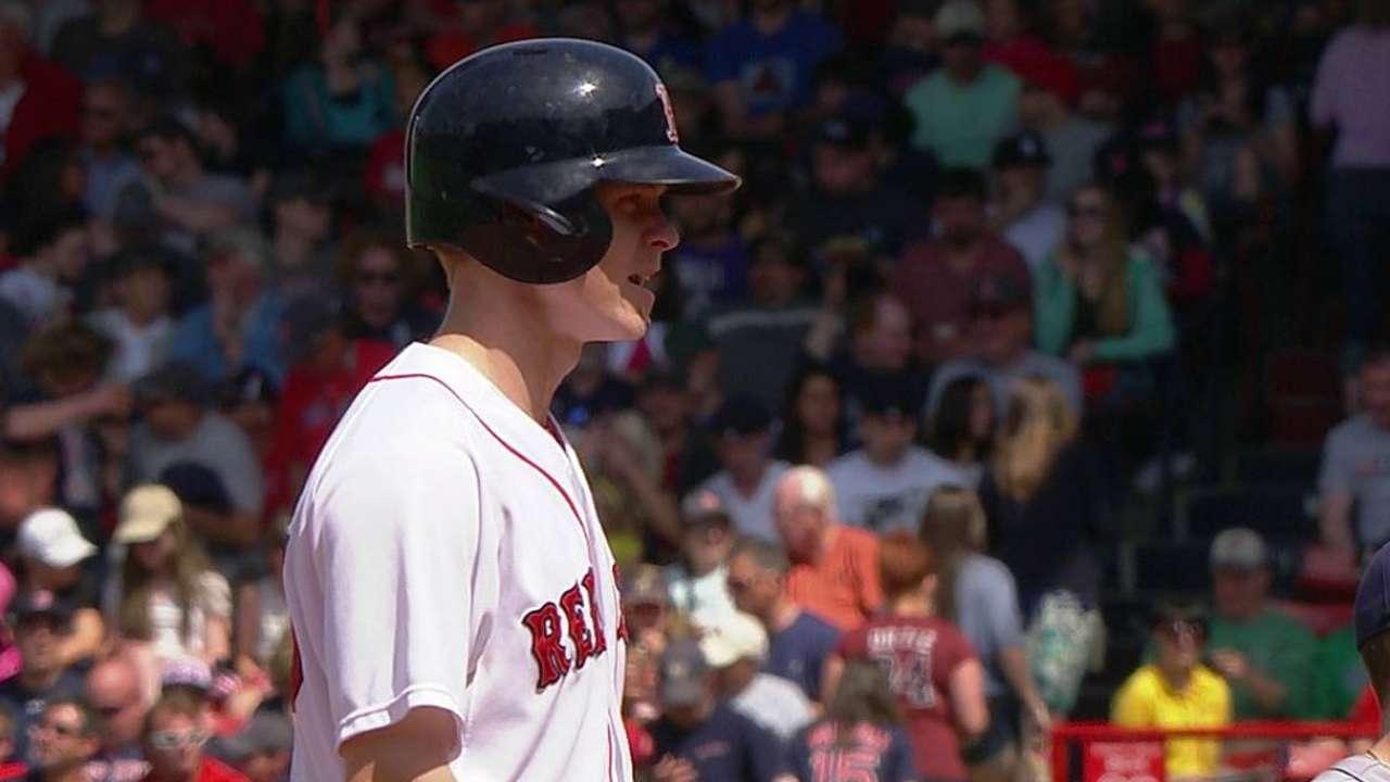 Boston llega a 7 triunfos al hilo con barrida sobre T.B.