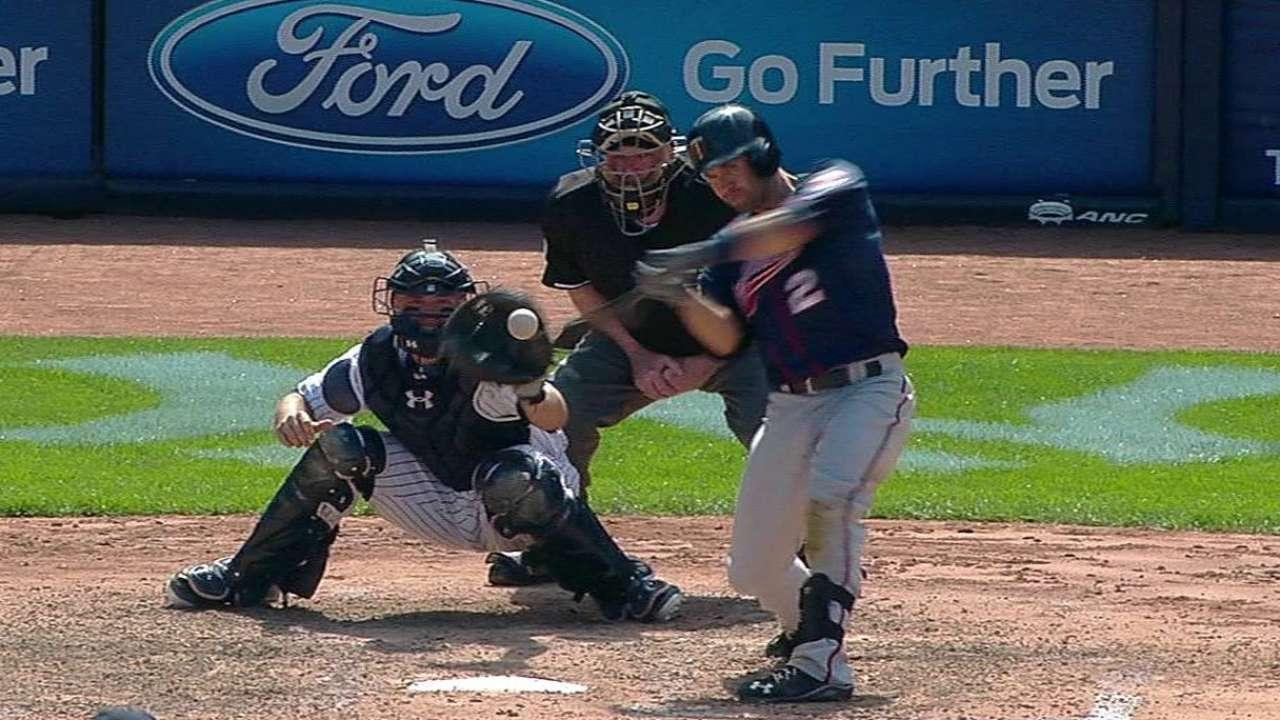 Mellizos remontan para llevarse serie ante Yankees