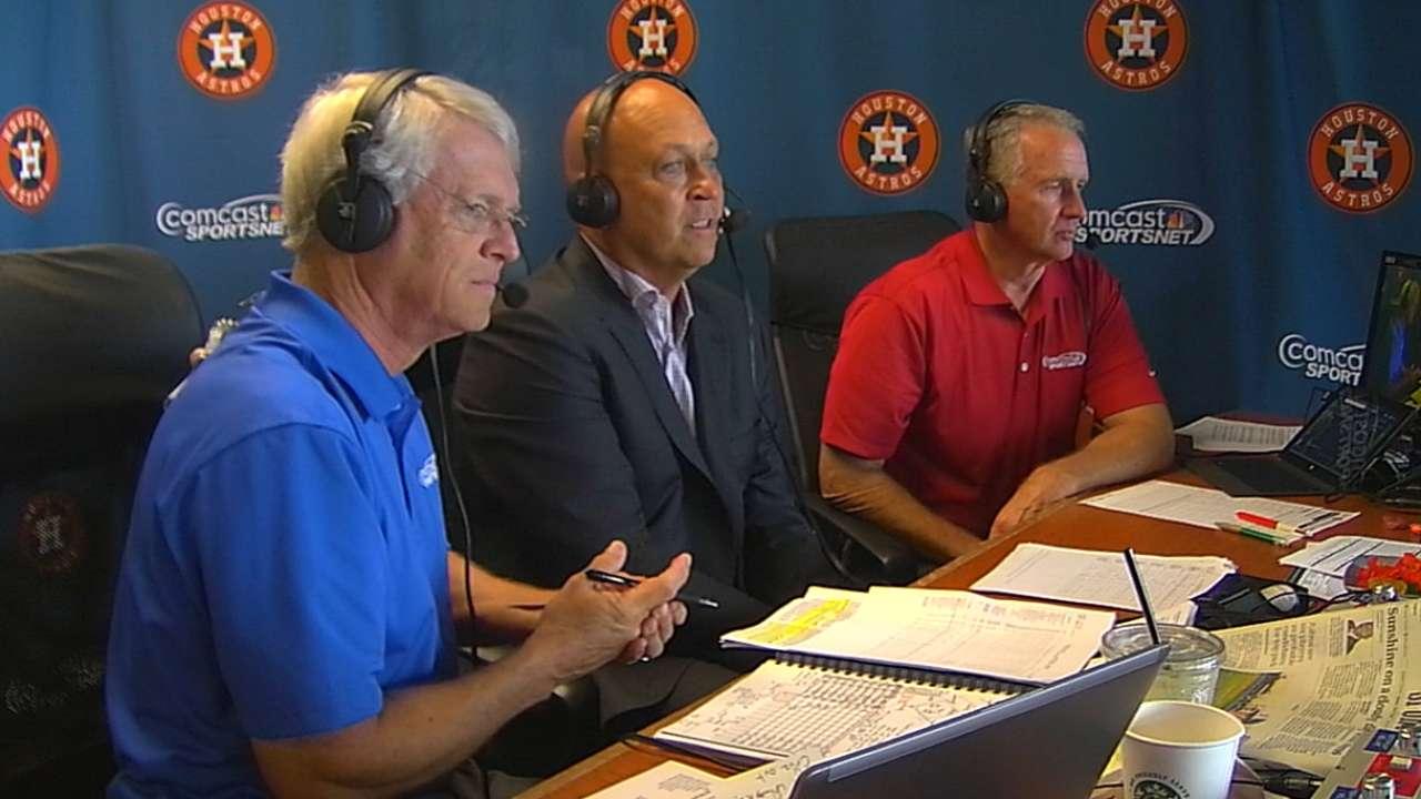 Set for broadcast slate, Ripken talks Tanaka, AL East