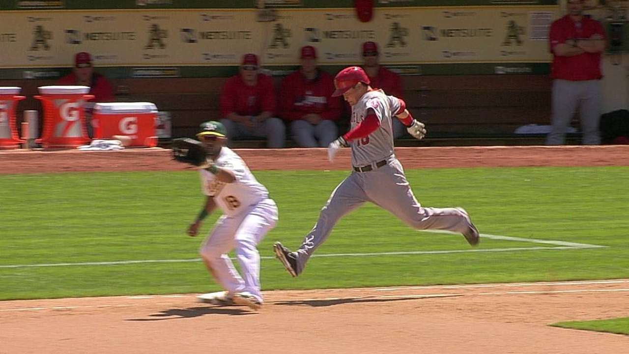 Review doesn't reverse out call on Angels' Conger