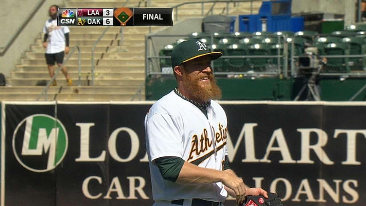 Baseball's closer carousel is always turning
