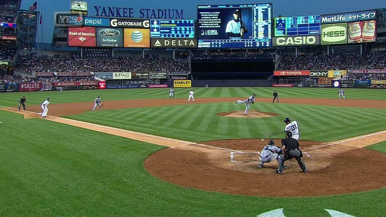 Phelps, Yankees no pudieron contener a Marineros
