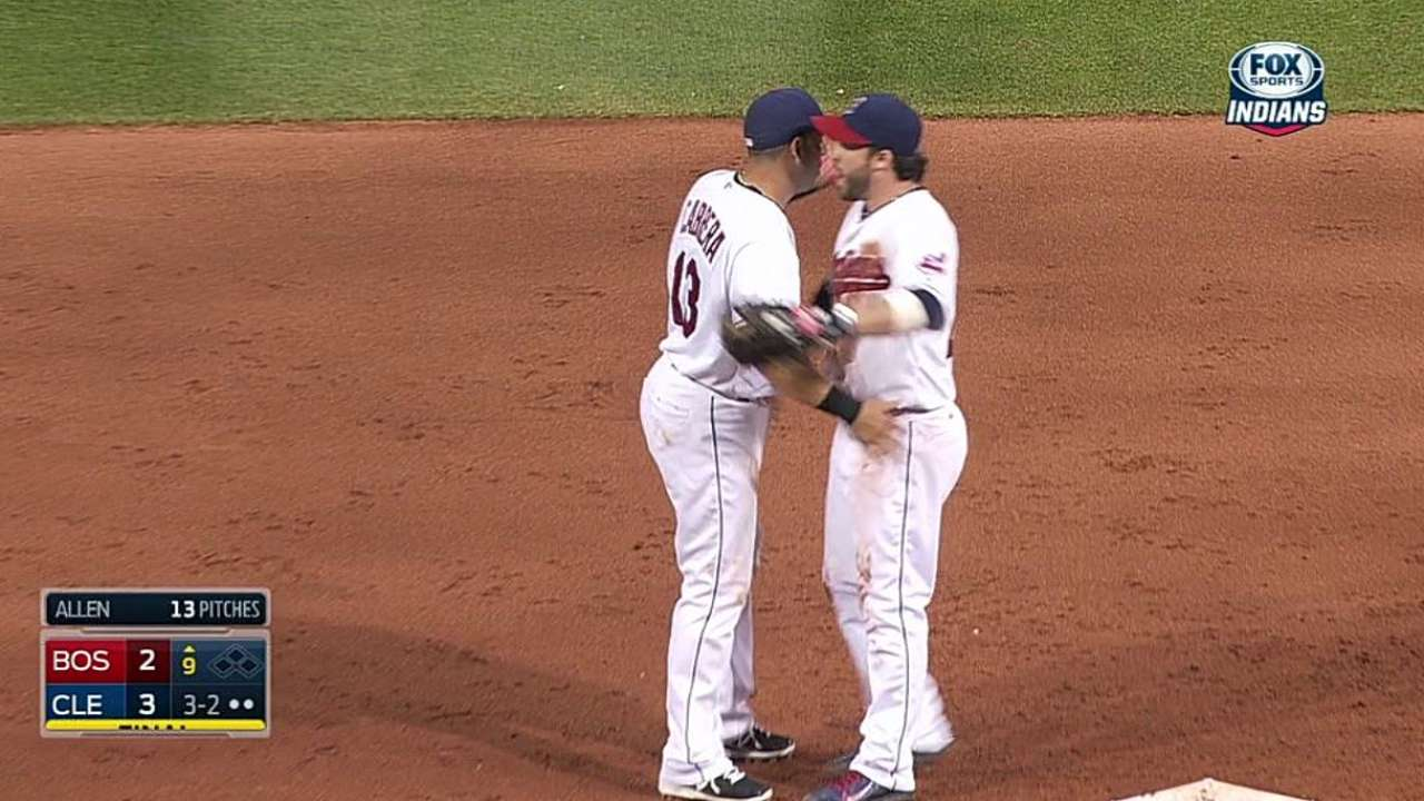 Francona trying to monitor relievers' usage