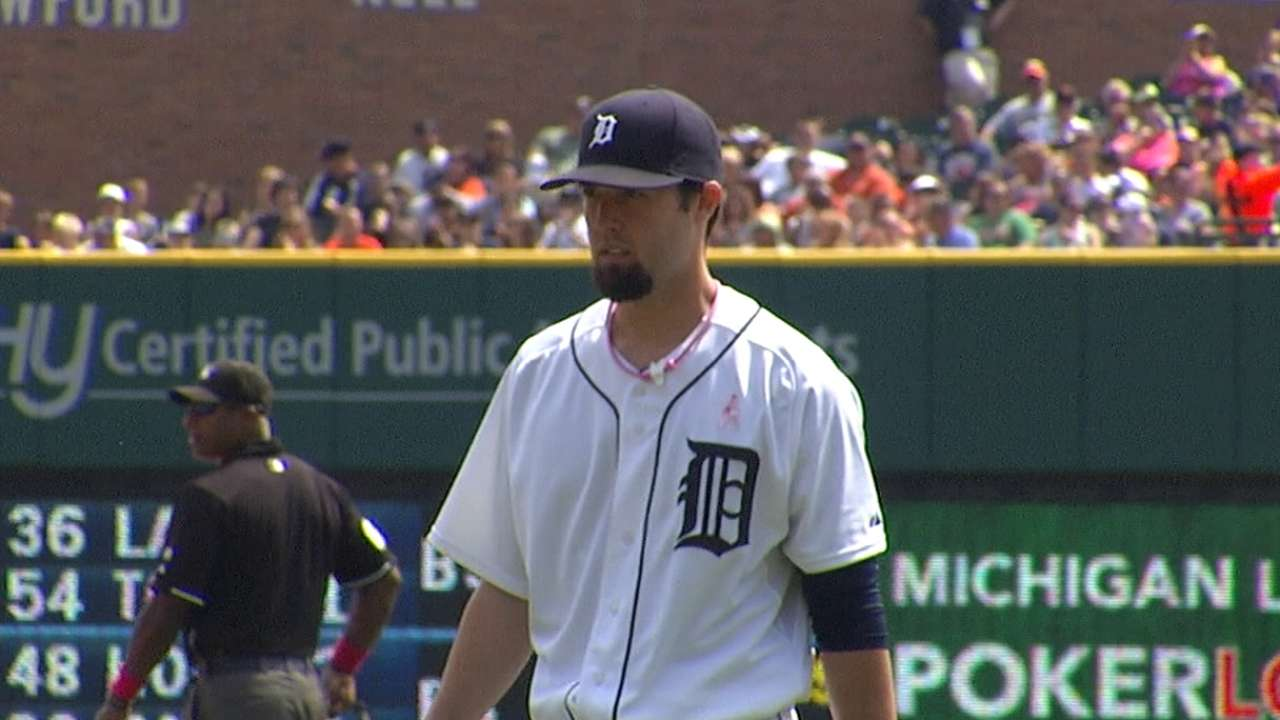 Ray's live arm could pay major dividends for Tigers