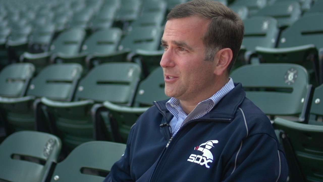 White Sox weighing signability factor at No. 3 in Draft