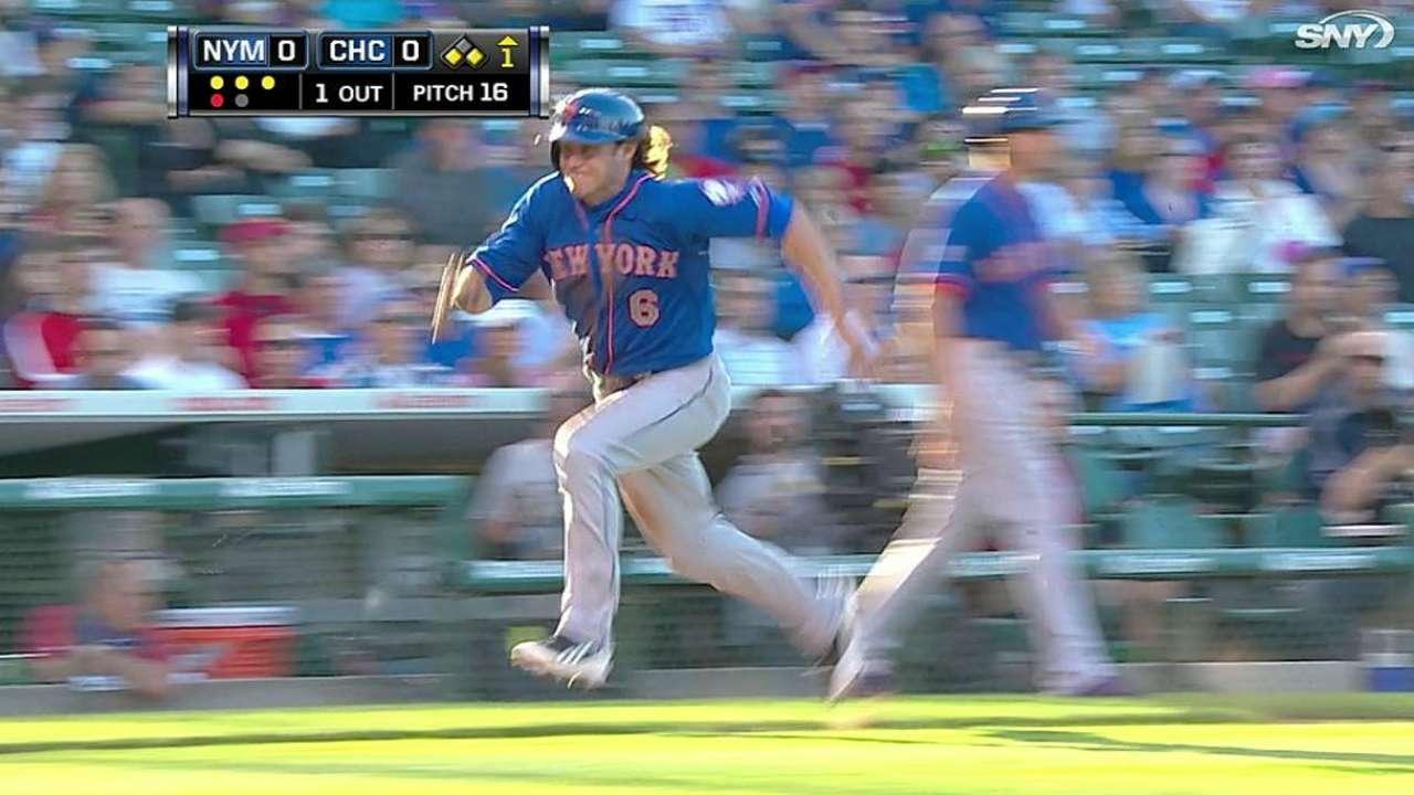 Wheeler brilló pero Mets cayeron con Cachorros
