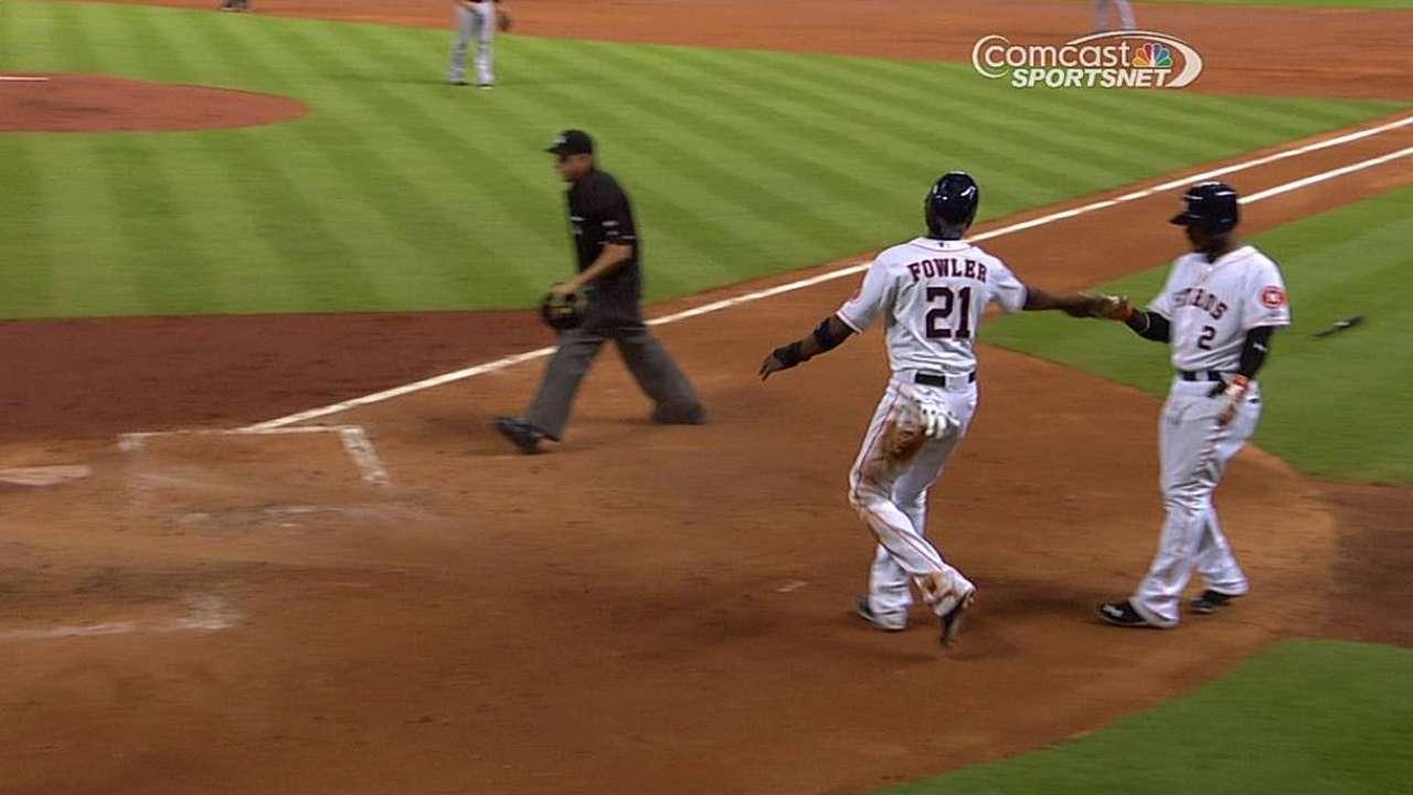 Castro remains Astros' MLBPA representative