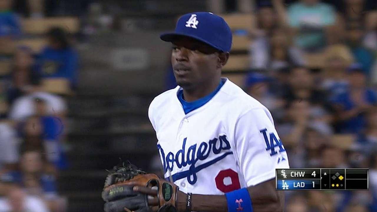 Dodgers sucumben ante poder de Abreu, White Sox