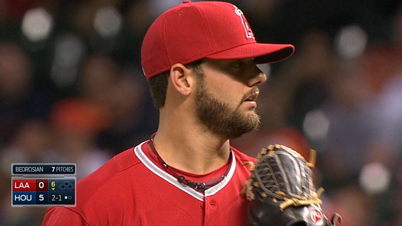 Bedrosian follows in father's footsteps