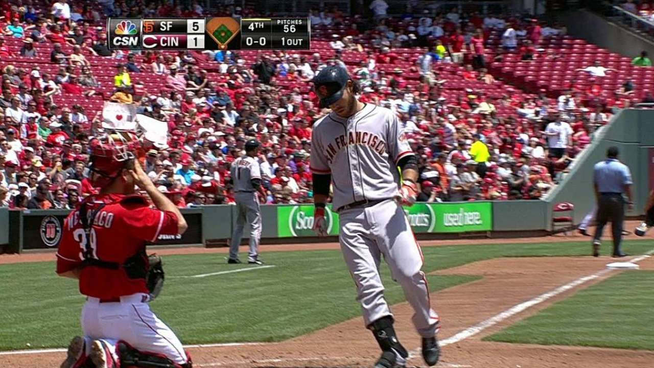 Bumgarner gets sixth straight win with gem