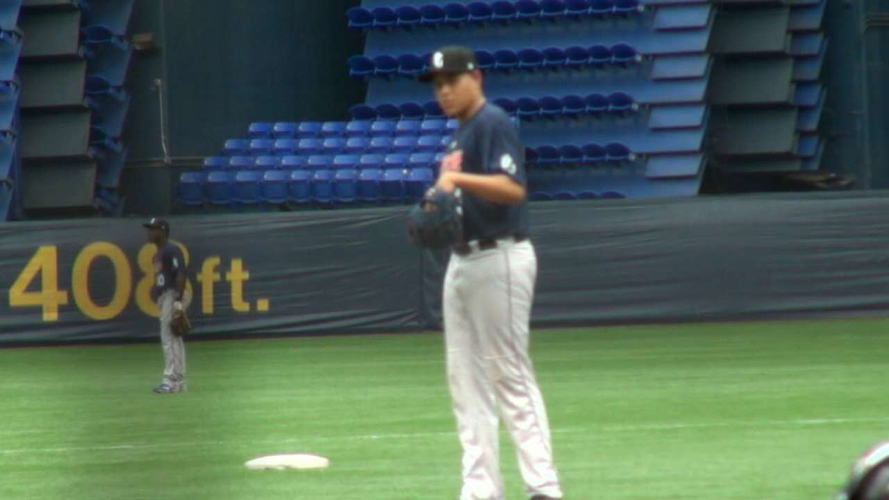 Rangers dip into high school ranks for Ortiz