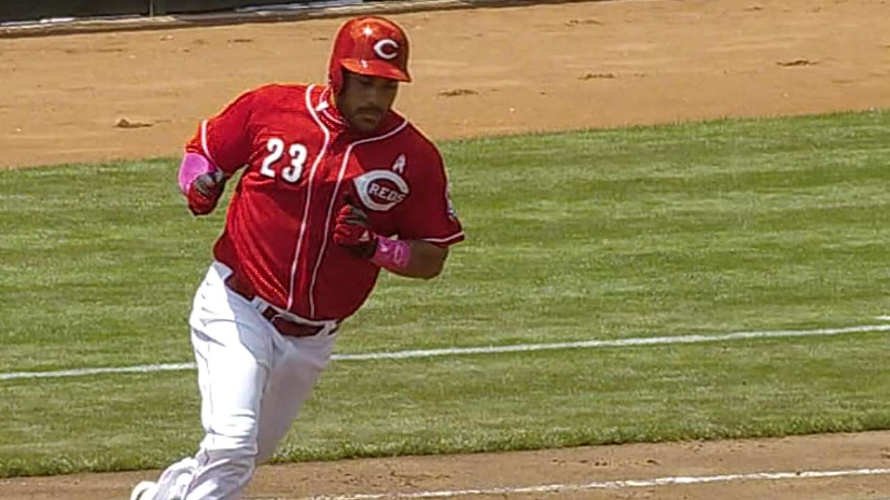 Reds' Lutz a solid utility option for manager Price