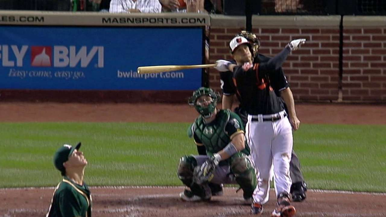 Hopes dashed in 10th, O's drop opener in 11