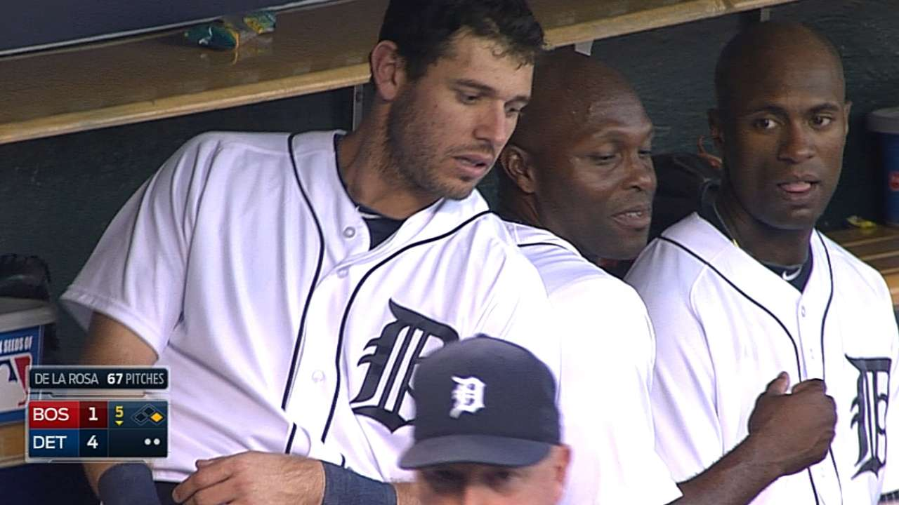 Smyly stymies Sox, while Tigers power up in win