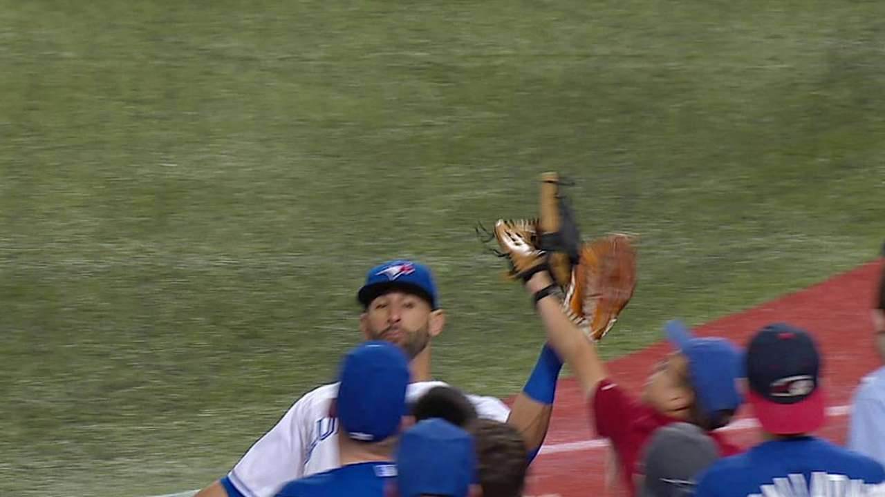 Challenge leads to fan interference call
