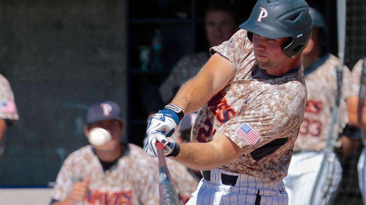 Phillies hoping college draftees can move up quickly
