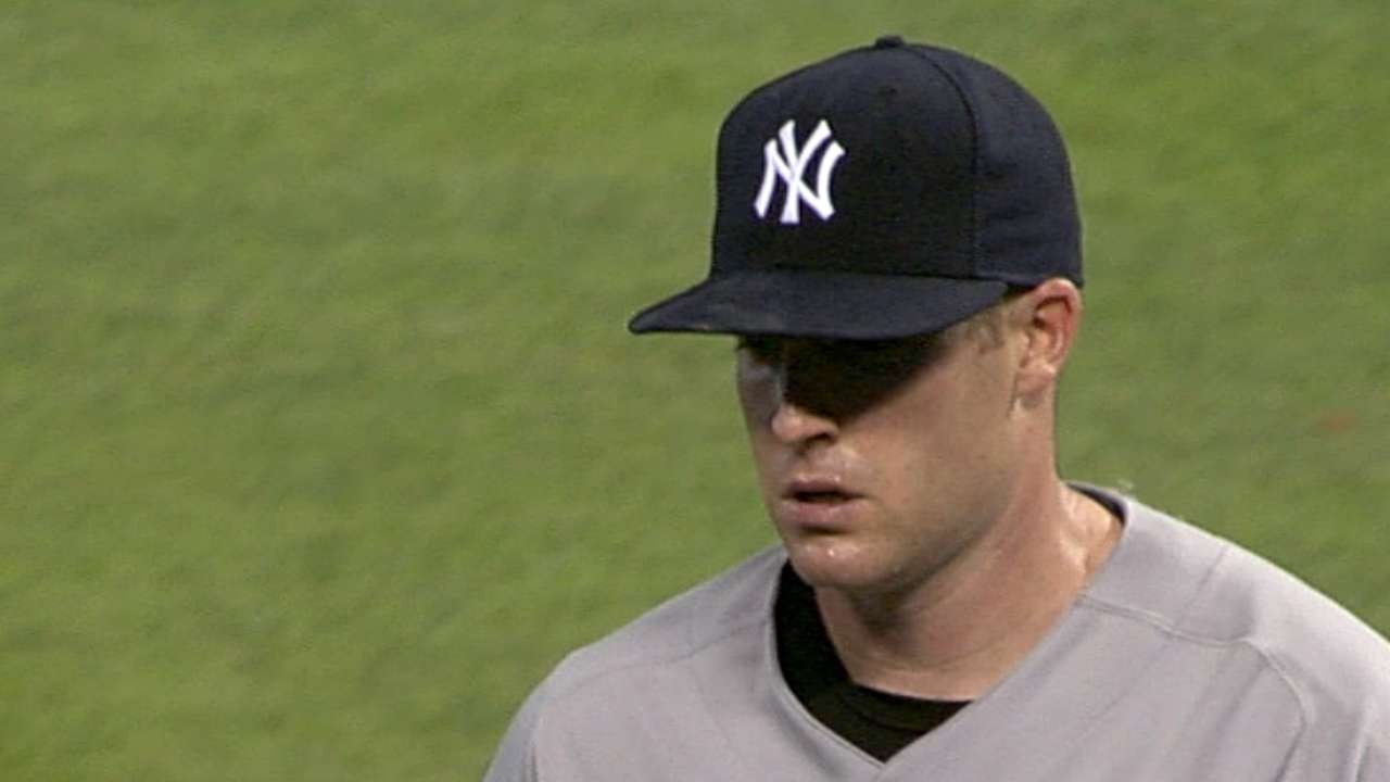 Yankees relying on talented trio of rookie hurlers