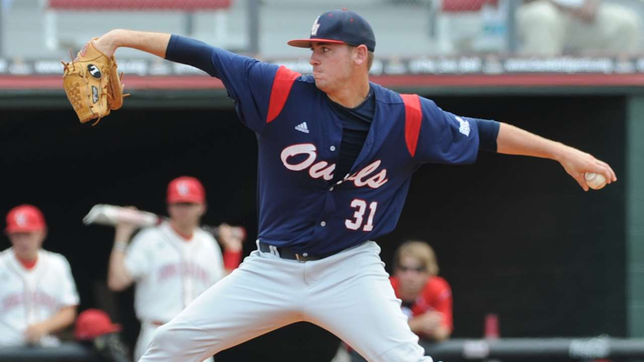 Cardinals excited about pitching-heavy Draft haul