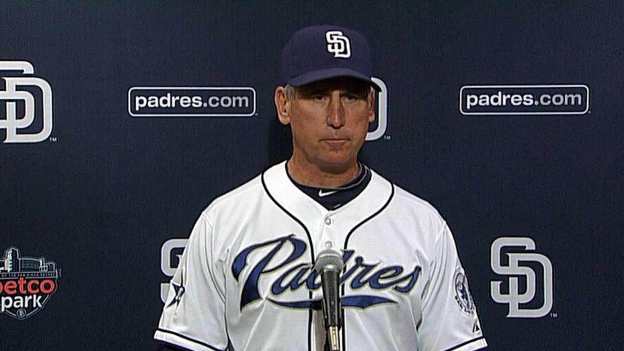 Padres still looking for answers for scuffling offense