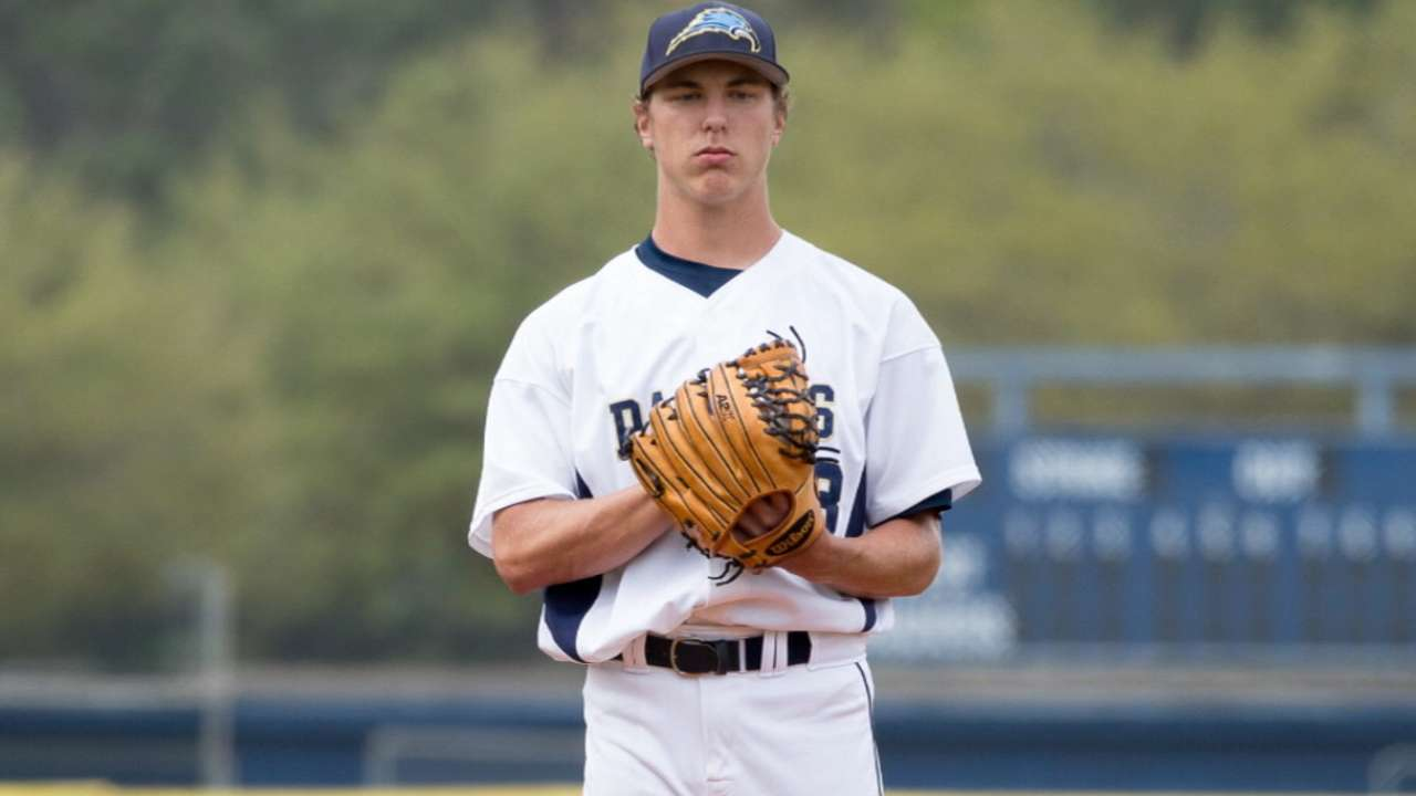 Cosart: Being drafted by Red Sox is 'surreal'