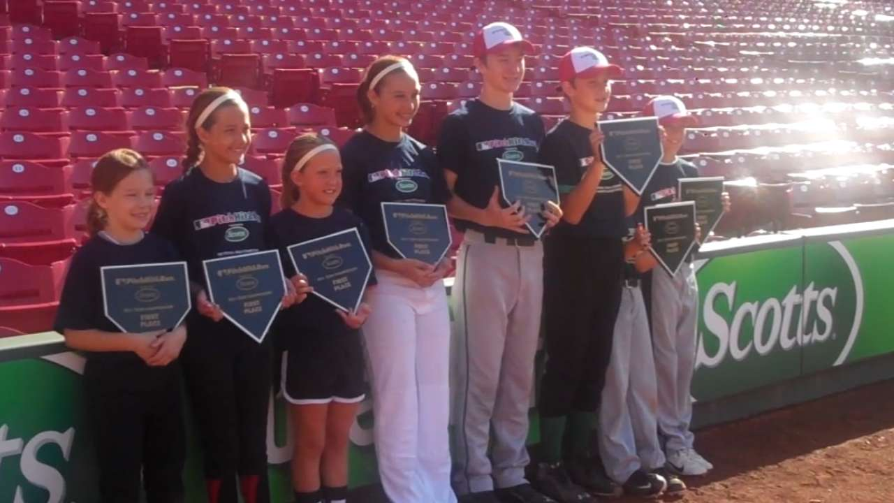 Local kids make their All-Star bids in Cincinnati