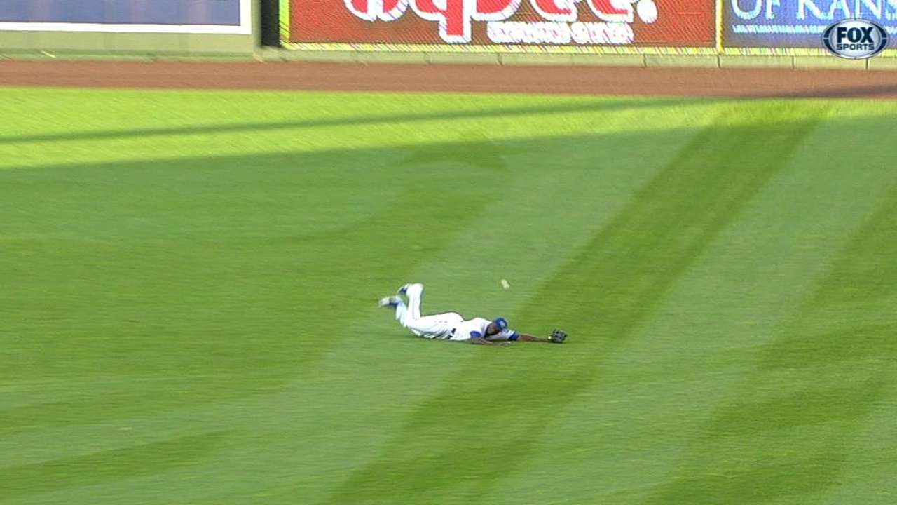 Solarte remolca 2 pero Yankees caen con Reales