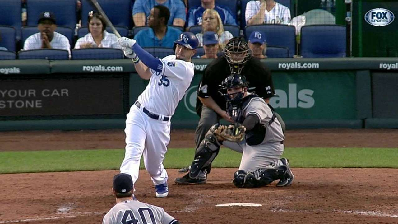 Patience key to awaken Royals' slumbering bats