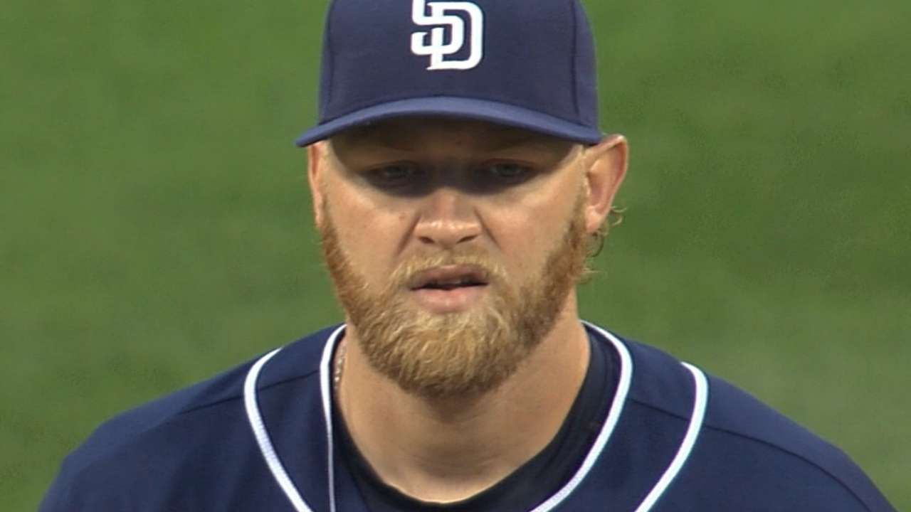 Cashner looks to build endurance in rehab start