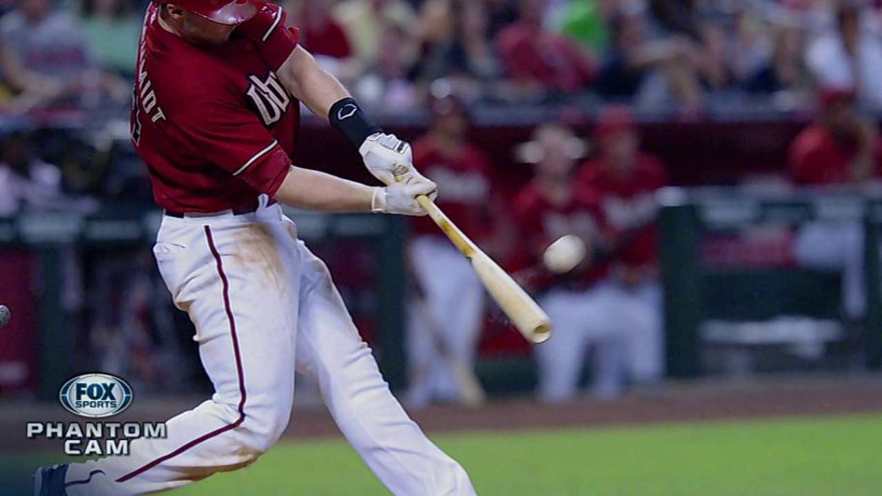Goldy takes big leap, tightens All-Star race at first