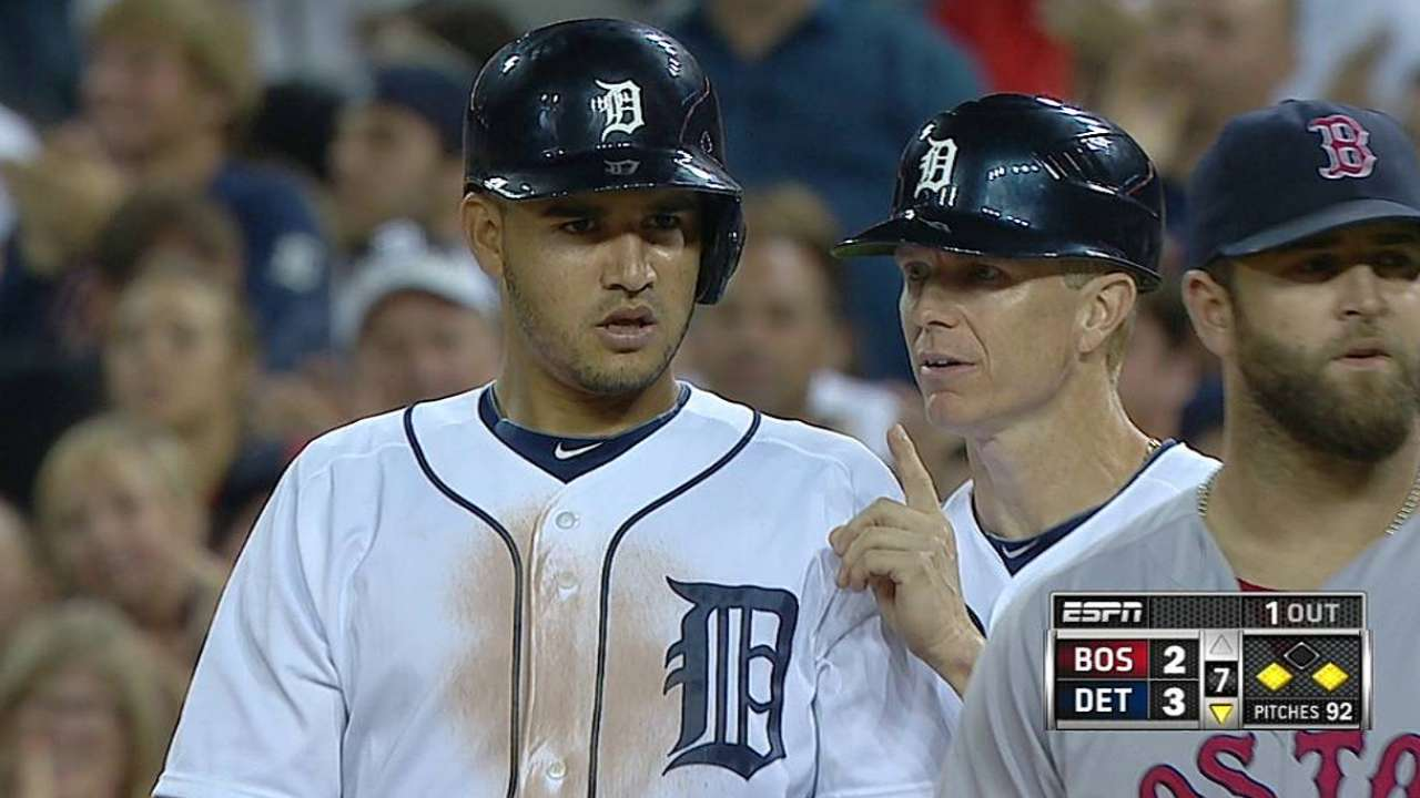 Joba struggles as Tigers can't complete sweep of Sox