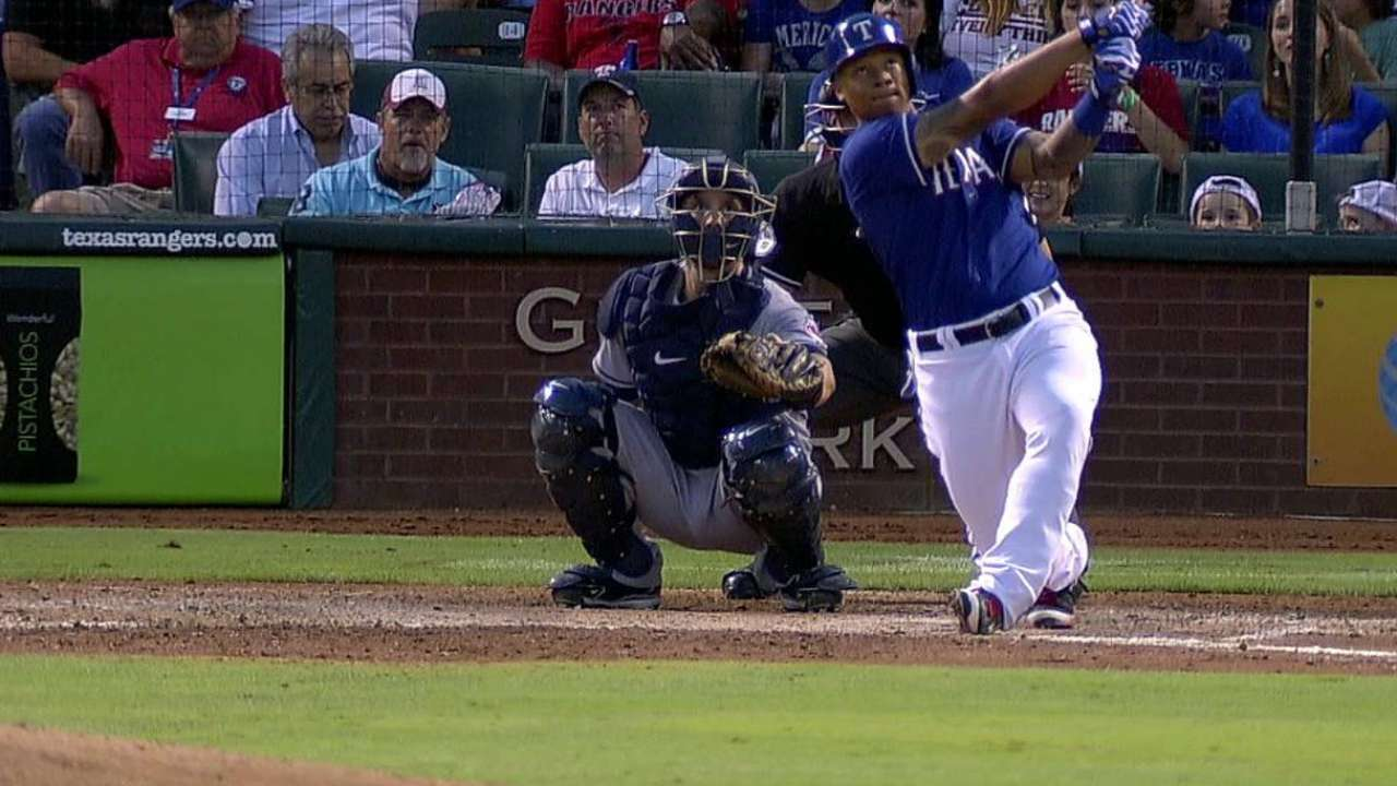 Rangers bested by Indians' offensive onslaught