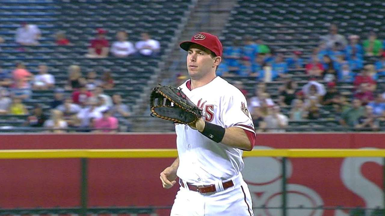 Goldschmidt named Houston's top big leaguer