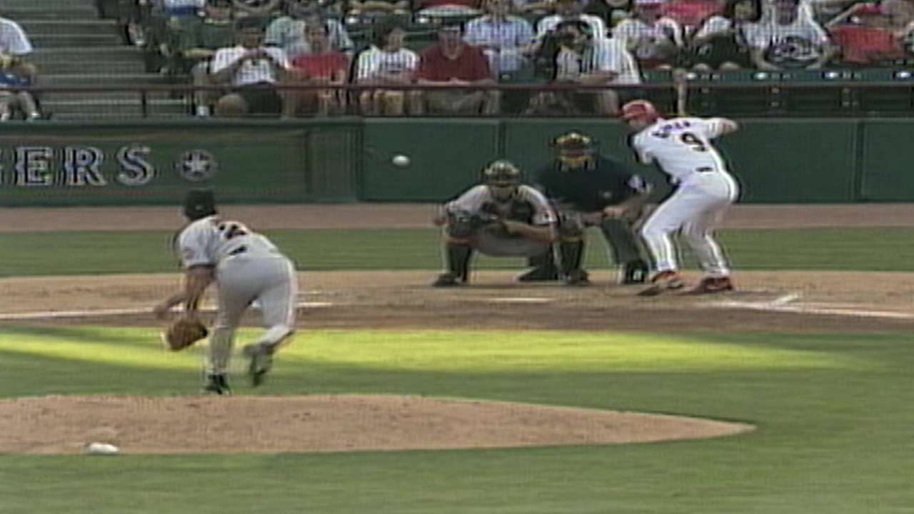 1997: First Interleague game