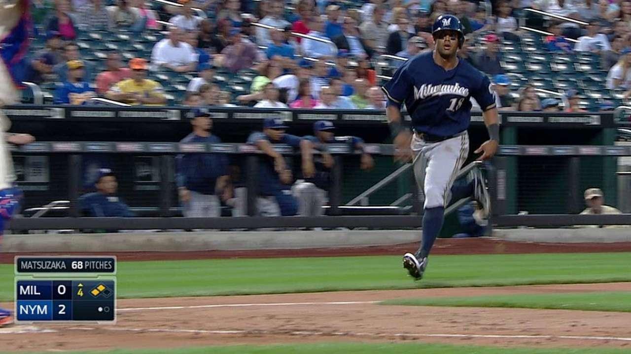 Home runs again an issue for Estrada in loss
