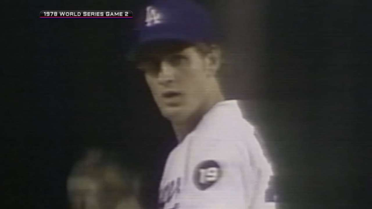 Former A's, Dodgers pitcher Welch dies at 57