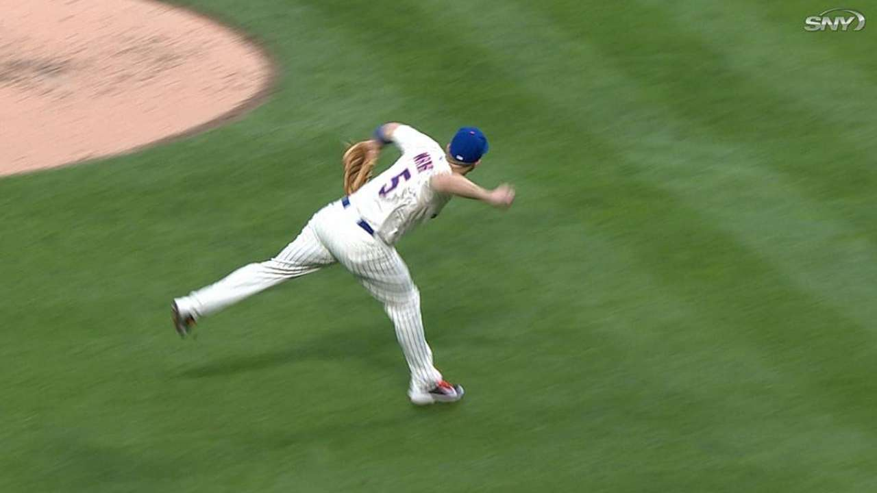 deGrom can't secure first win as Mets quiet on offense
