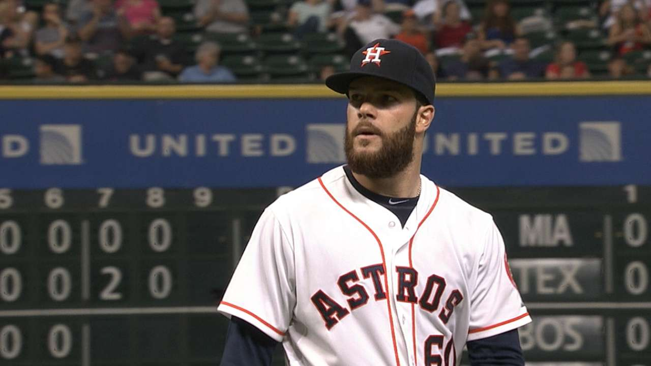 Keuchel should be a no-doubt pick as All-Star
